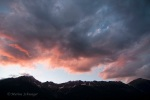 Nordkette Sonnenuntergang